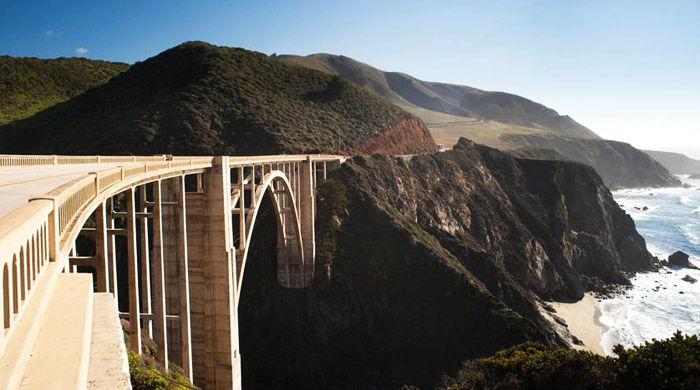 Big Sur, Pacific Coast Highway, California