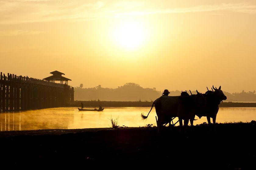 Irrawaddy River, Burma