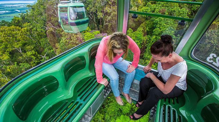 Kuranda Skyrail, Queensland, Australia