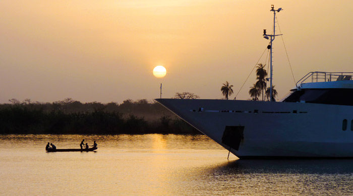 Harmony V, Variety Cruises, The Gambia