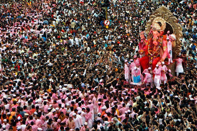 Ganesh Chaturthi Festival, India