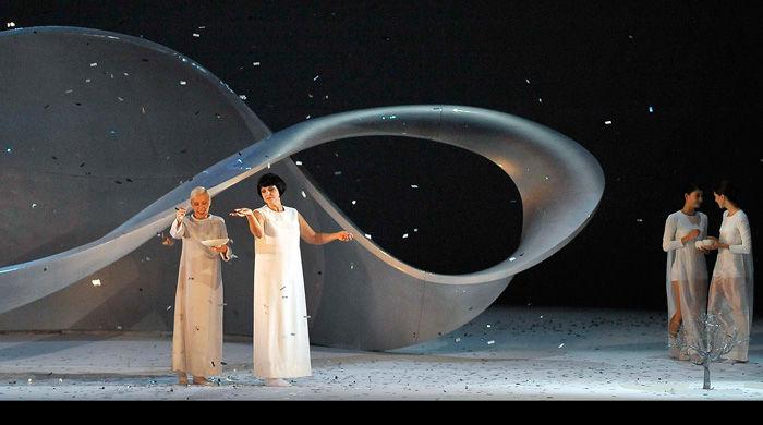 Madame Butterfly, La Fenice, Venice