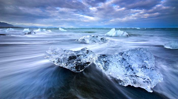 Iceland's wild south coast