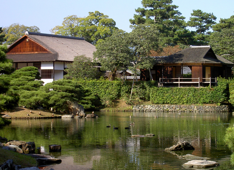 Kyoto 39 s best gardens holiday articles luxury tailor for Ville giapponesi