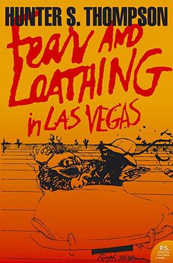 Fear and Loathing in Las Vegas book jacket
