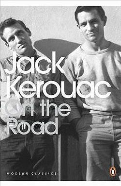 On the Road book jacket