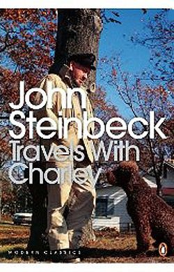 Travels with Charley book jacket