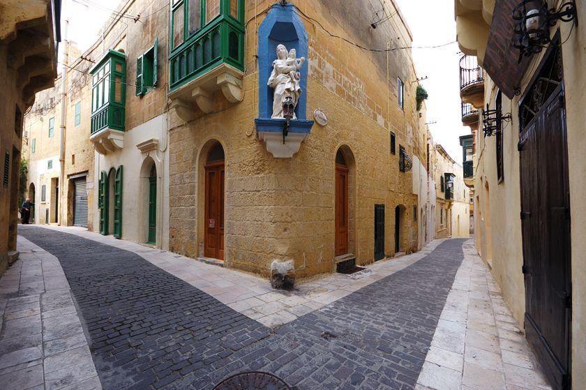 Maltese street, Malta