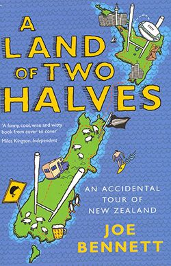 Land of Two Halves travel literature