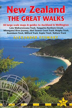 New Zealand Great Walks trekking guide