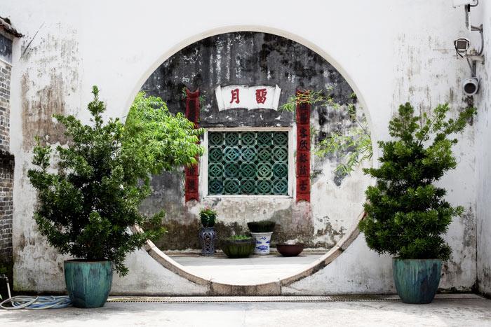 Mandarin's House, Macau