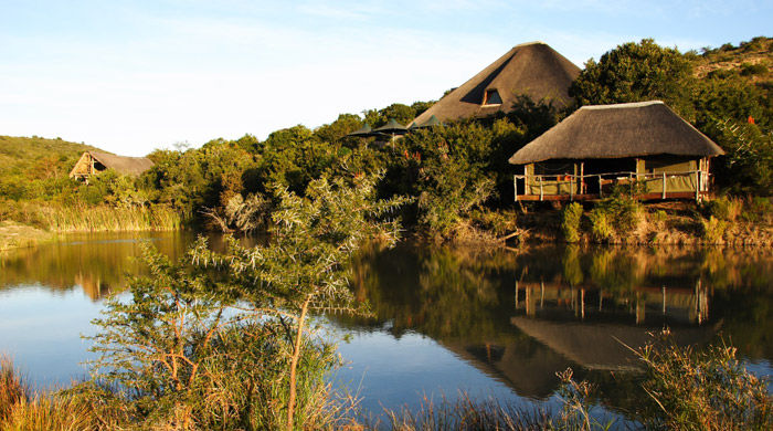 Bayethe Tented Lodge, Shamwari Game Reserve, South Africa