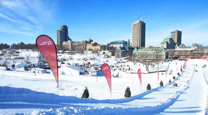 Québec Winter Carnival, Québec City, Canada