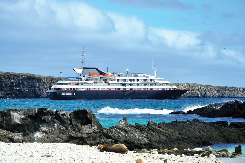 Silver Galapagos