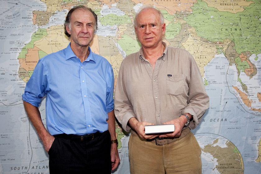 Sir Ranulph Fiennes & Dr Ian Wilson
