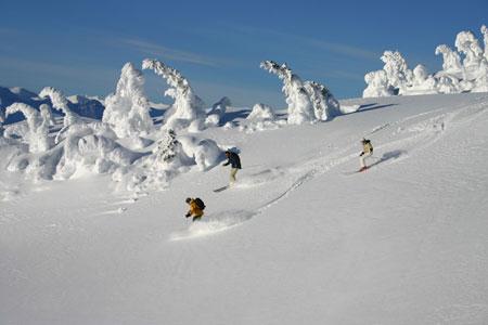 Ski Canada British Columbia