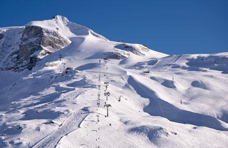 Hintertux ski