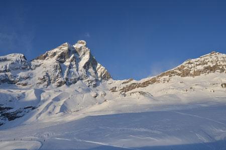 Ski Breuil Cervinia Italy
