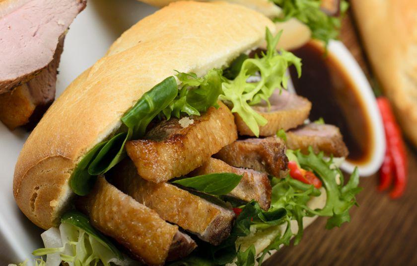 Taste of Asia - Banh Mi