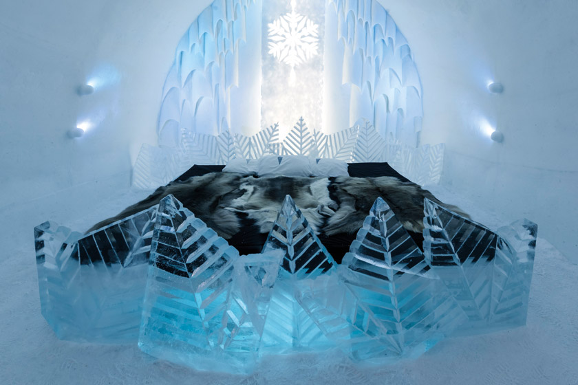 Top Five Ice Hotels In Scandinavia Amp Canada Best Served