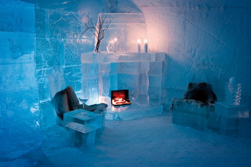 Ice Hotel Sorrisniva
