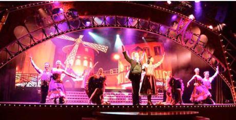 New shows on Regent Seven Seas Cruises