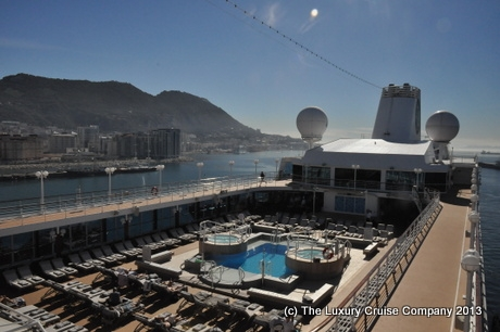 Azamara Quest in Gibraltar