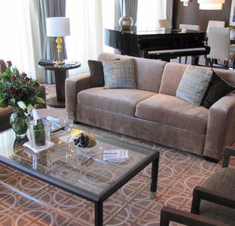 Penthouse Suite - Celebrity Reflection