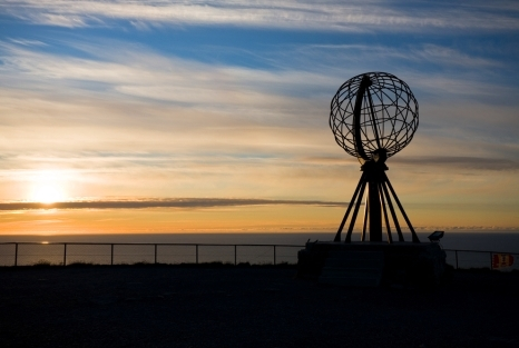 The North Cape in Norway