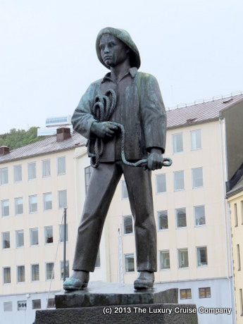 The Fisher Boy, Alesund