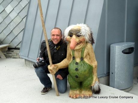 My new Troll friend!