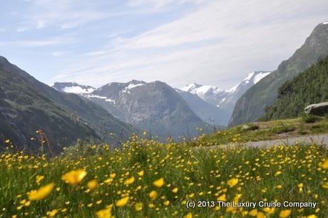 Videdalen Valley