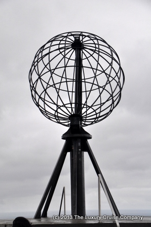 North Cape Sculpture