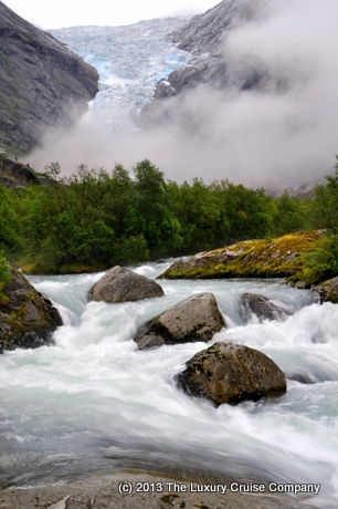 Briksdalbreen Glacier, Norway