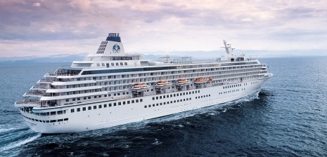 Crystal Cruises 2014 Asia