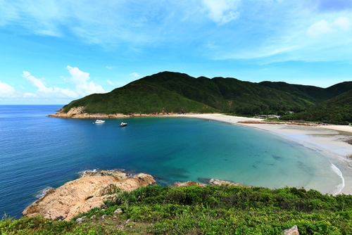 Sai Wan Beach - Hong Kong