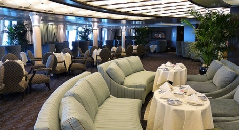 Oceania Cruises Horizon Lounge