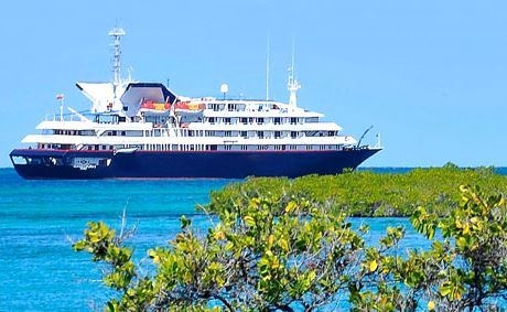 Silver Discoverer from Silversea Cruises