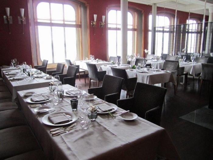 Dieter Muller Restaurant on Europa
