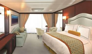 New Penthouse Suite decor