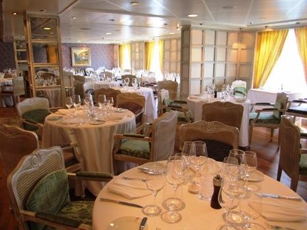 Jaques onboard Oceania Marina