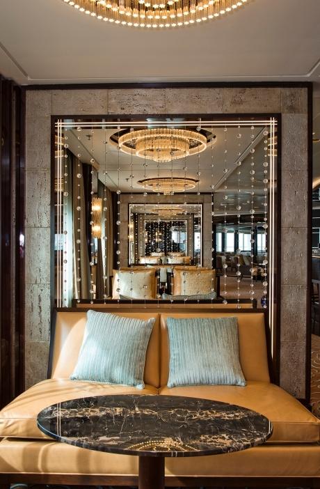 Horizon Lounge Regent Seven Seas Voyager
