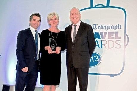 Lynn Narraway, Managing Director UK & Ireland