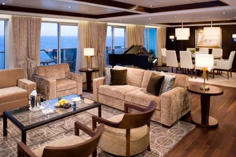 Penthouse Suite - Celebrity Cruises
