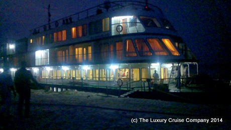 MV Mahabaahu - Brahmaputra River Cruise, India, on MV Mahabaahu