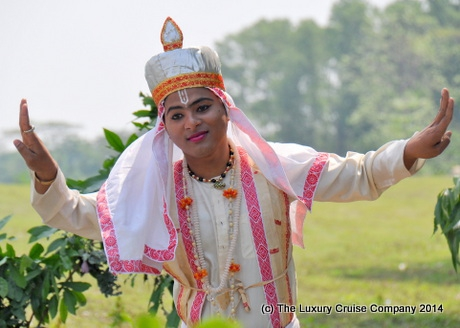Mukhabbavana Dance, Majuli, Assam, India