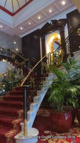 Grand Staircase on Nautica