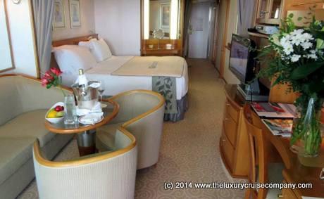 Concierge Class Suite - Regent Seven Seas Voyager