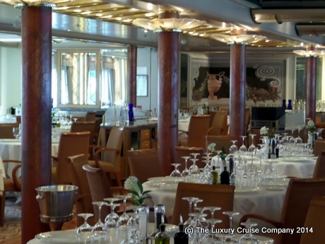 The Restaurant - Silver Cloud