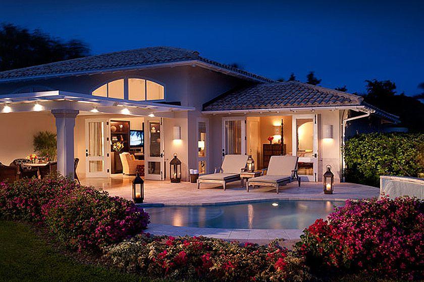 Villa at Jumby Bay